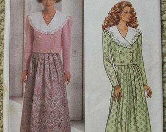 Butterick 6265  Misses Top & Skirt Pattern, Size 6-8-10