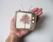 TV Wall Hanging TREE