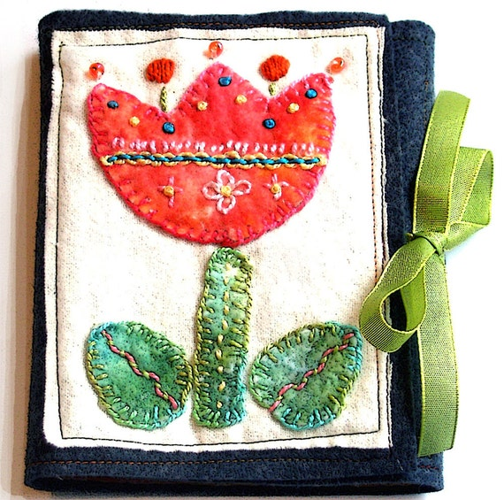 Needle Case Kit and Embroidery Journal