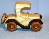 My First Wooden Sedan