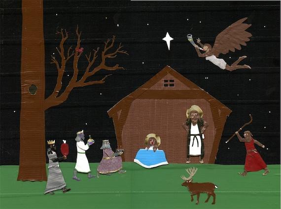 The Virgin Birth - A Sasquatch Christmas.