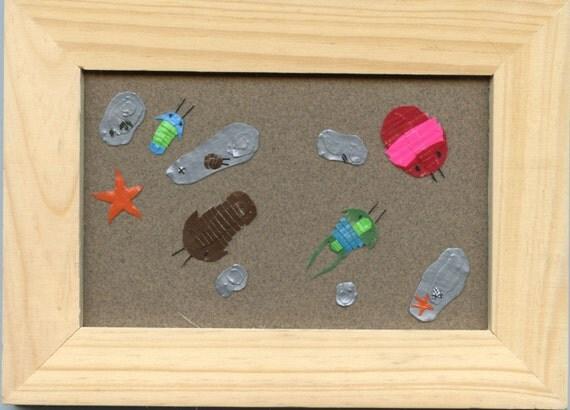 Nautileaster Trilobites