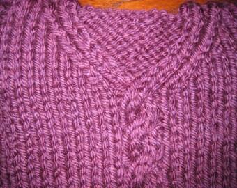 Sale  V-Neck Sweater Size 12 months