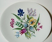 Eva Zeisel Hallcraft Bouquet - Large Plate