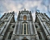 Salt Lake Temple (8x10)