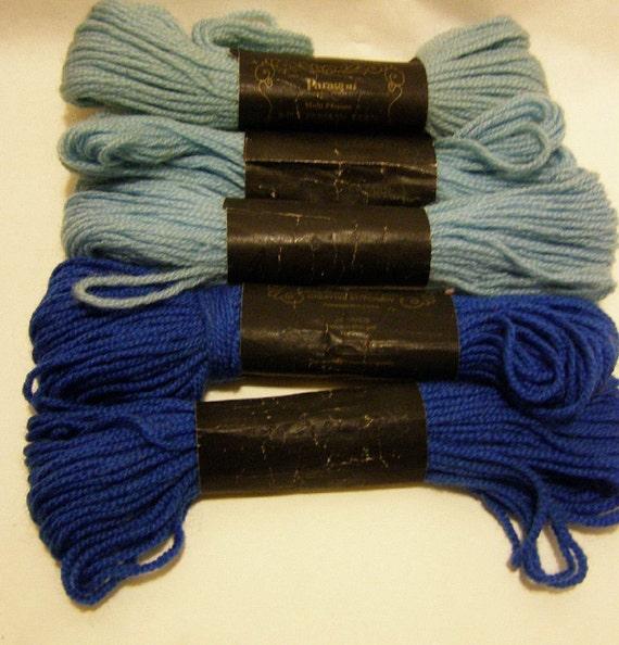 Paragon multipurpose Persian yarn   tapestry wool  3-ply