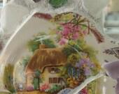 english cottage mosaic