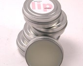All Natural Herbal Blend  Lip Service Homemade Natural Lip Balm .50 oz. Lip Service Lip Gloss Pot
