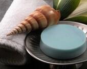 Moisturizing Soap Round 4 oz Oceanic Fragrance