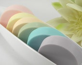 Soap Round with Mango Butter Custom You Pick The Scent 4 oz