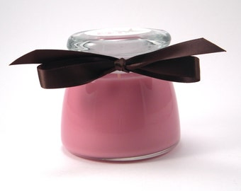 Black Raspberry Vanilla Soy Candle 12 oz