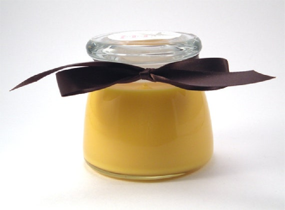 FREE SHIPPING-Orchard Paradise Soy Candle 12oz-Scented Soy Candle-Bridesmaid Gift-Hostess Gift-Handmade Candle- Scented Candle-12 oz Candle