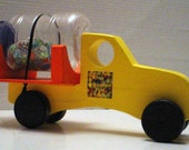 Marble FUN Jar Truck with Marbles