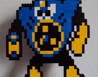 Air Man (Mega Man 2) - LEGO Sculpture