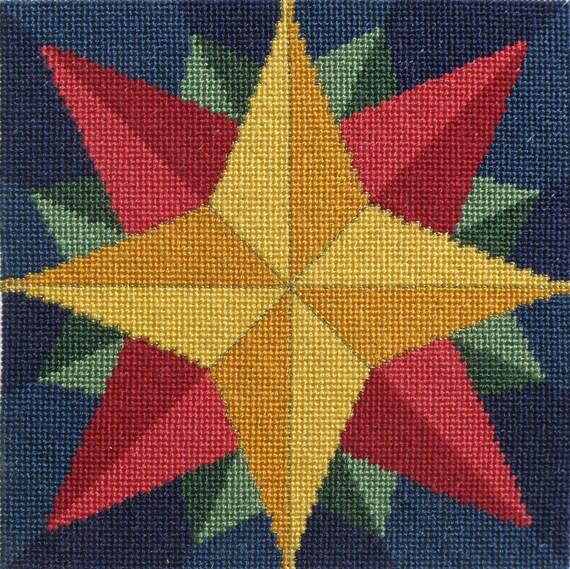 Mariner's Star - PDF Cross Stitch Pattern