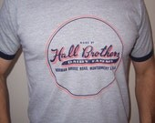 Hall Brothers Dairy Farms shirt (men) small, medium, large, xl, 2xl