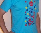popcorn clown shirt (men) small, medium, large, xl, 2xl
