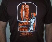 Uncle Bill's coffee shirt (men) small, medium, large, xl, 2xl