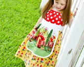 Gnomeville Apron Dress