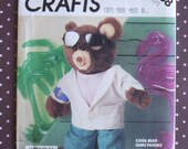 Vintage 1980s Sewing Pattern - McCall's 2868 - Cool Bear