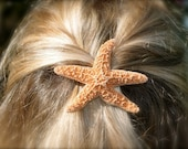 Starfish Hair Accessories, Beach Wedding,Mermaid Hair Clip,Destination Weddings,Seaside Vacation,Beach Hair Clip, Sea Stars, Ocean, Seashore
