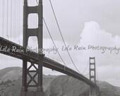 Golden Gate Bridge 8x10