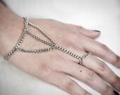 Reserved for Pia Gold Web Bracelet