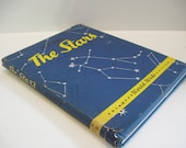 The Stars A New Way to See Them by H.A. Rey collectible Enlarged World-Wide Edition 1966 HB DJ