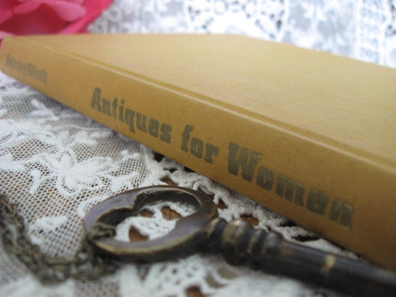 Vintage Book of ANTIQUES for Women
