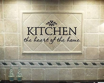QUOTE-Kitchen the heart of the home-special buy any 2 quotes and get a 3rd quote free of equal or lesser value
