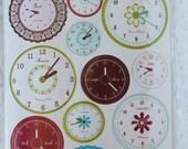 Chipboard Clocks - by Making Memories