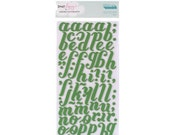Merry Foam Thickers - Green - by American Crafts