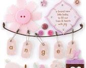 Pitter Patter Design Shop Embellishments - Sophie - by Making Memories