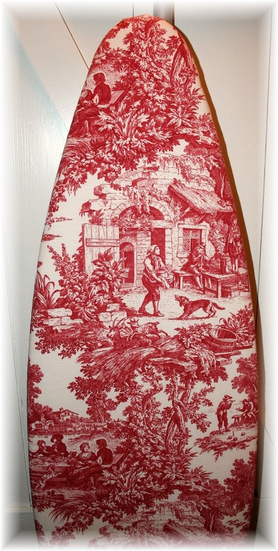 Laura Ashley English Country Toile Ironing Board Cover