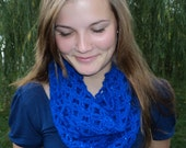 Bling Infinity Scarf