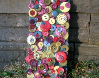 Moodie Button Wall Art