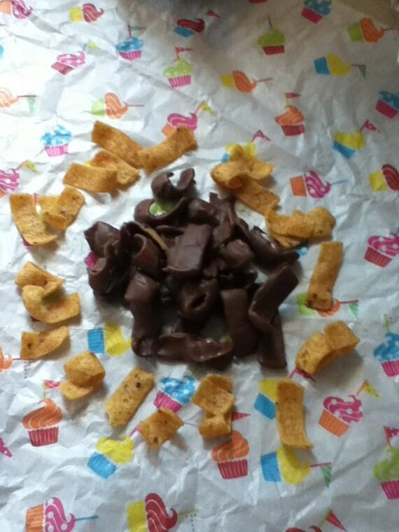 Chocolate Covered Fritos - 1lb.