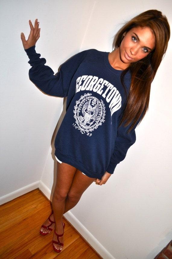 Georgetown university hoodie