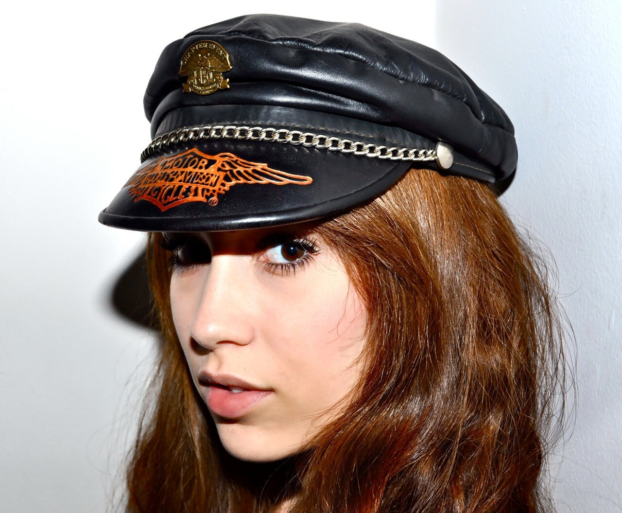 Hats, Harley-Davidson, American, Motorcycles ...  |Vintage Harley Davidson Hats