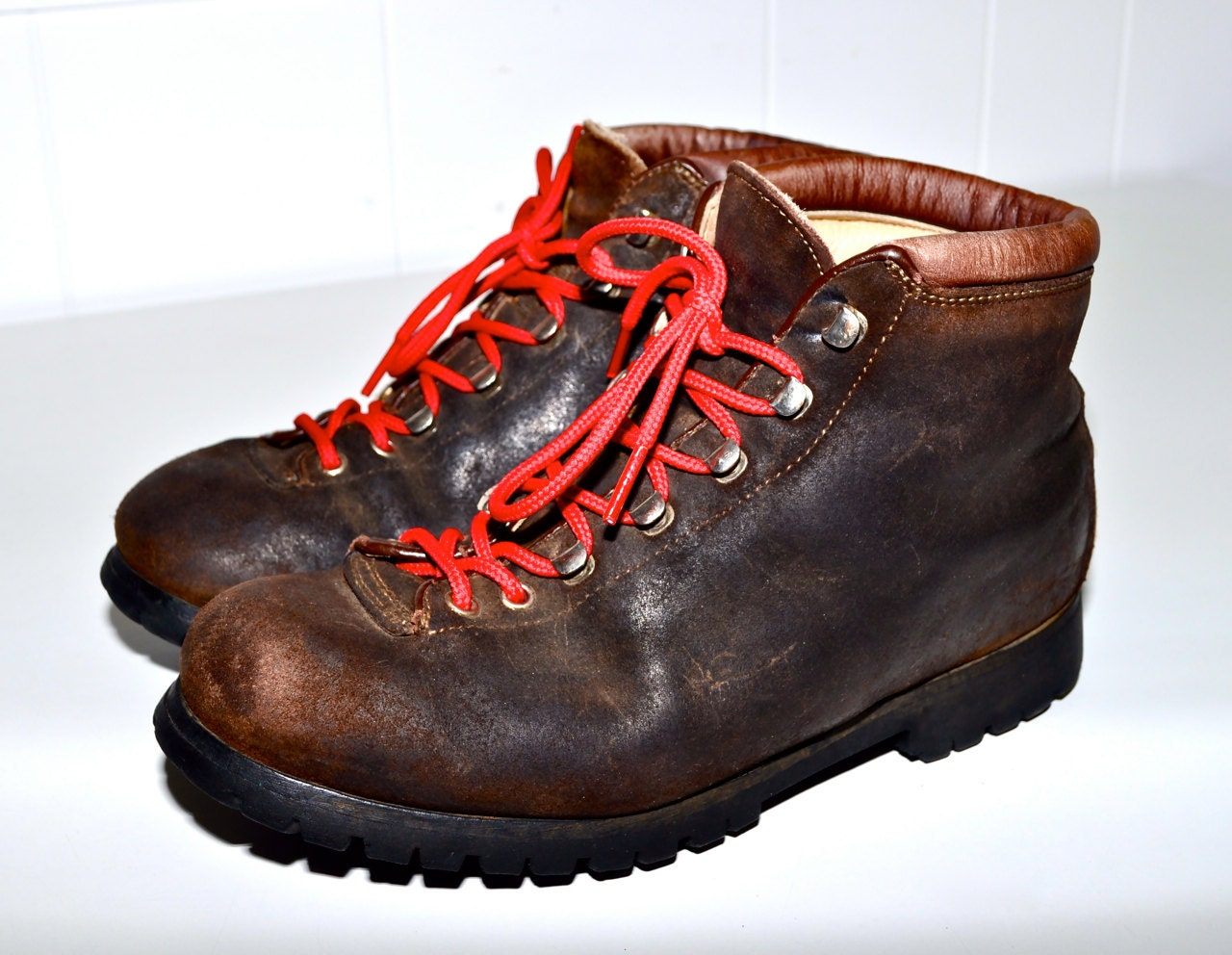 Make an Offer FABIANO Italian Hiking Boots Vintage Alpine