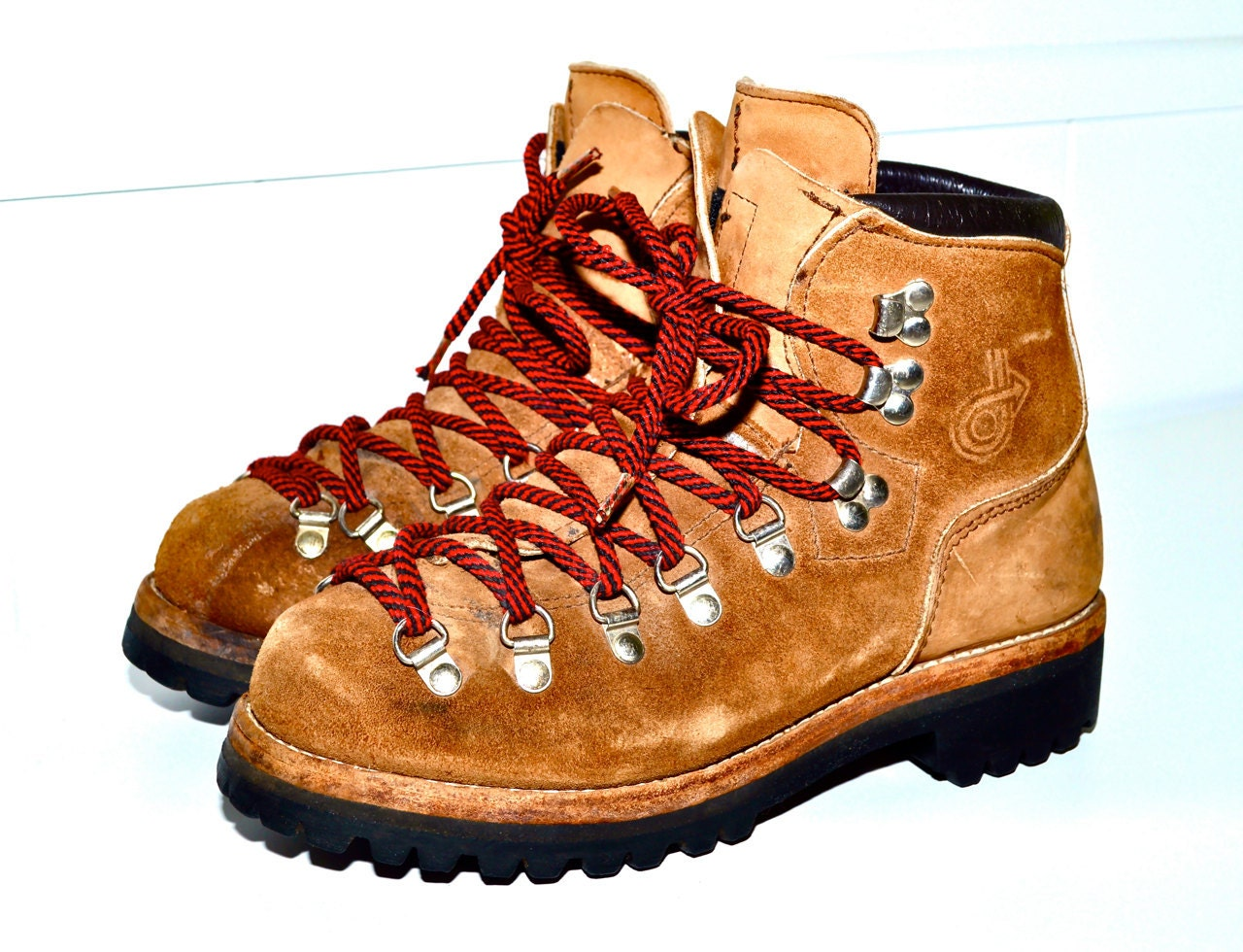Make An Offer Dexter Made In Usa Hiking Boots Vintage Alpine