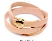 Bracelet, Jewelry, Handmade Jewelery, Leathe, nature, Classic, Elegant, Handmade Jewelry by Kjaerogschmeling on Etsy