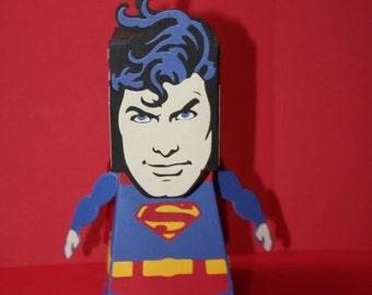 Superman table center pieces