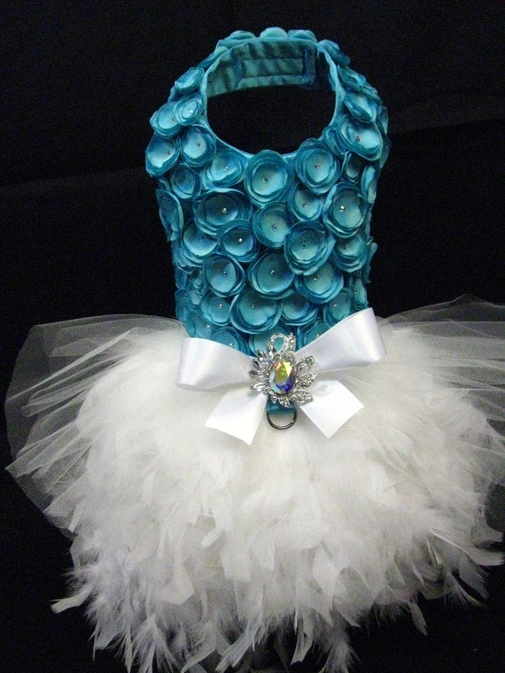 Dog Harness Dress Dog Wedding Dress Dress For Dog Small