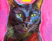 I will paint your Cat