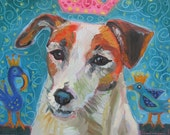 I will paint your dog