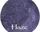 HAZE Purple Mineral Eyeshadow