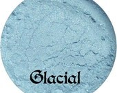 Ice Blue Eyeshadow GLACIAL Mineral makeup