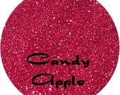 CANDY APPLE Dark Red  Cosmetic Glitter