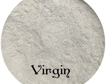 Satin White Eyeshadow  VIRGIN Mineral Makeup